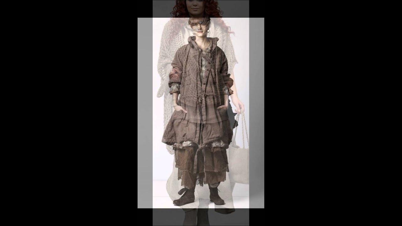 Стиль Бохо Шик в одежде - YouTube