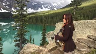 Moraine lake, Banff. Canada. June-2017