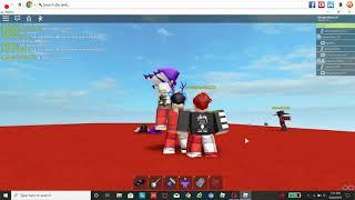 Doing Nothing In Meet Nicolas77 Roblox Fan Game