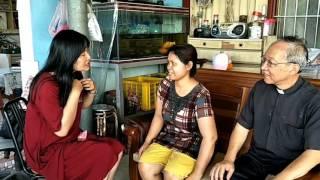 印尼回教徒看護婉娜見証天主教神蹟(1)
