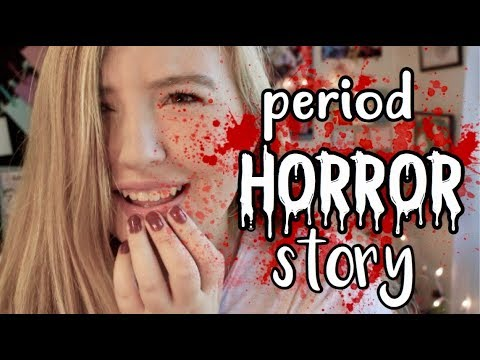 Period Horror Story?! | Taking Buzzfeed Quizzes! | Courtney Graben