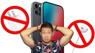iPhone 12/12 Pro: No charger & No Apple EarPods in box?