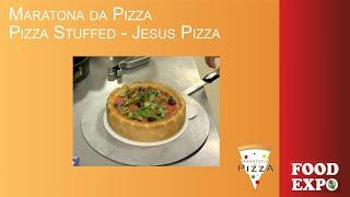 Thumbnail/Imagem do vídeo Pizza Stuffed - Jesus Pizza