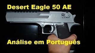 Pistola Desert Eagle 50AE (Action Express)