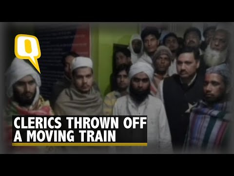 Three Muslim Clerics Allegedly Attacked on a Moving Train in U.P.   The Quint