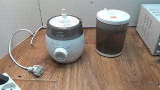 Как починить кухонный комбайн Philips AVENT
