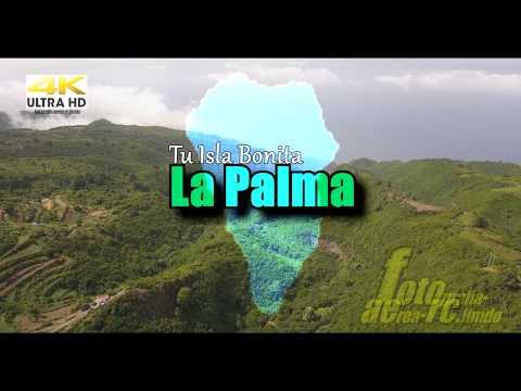 Tu Isla Bonita-La Palma 4K