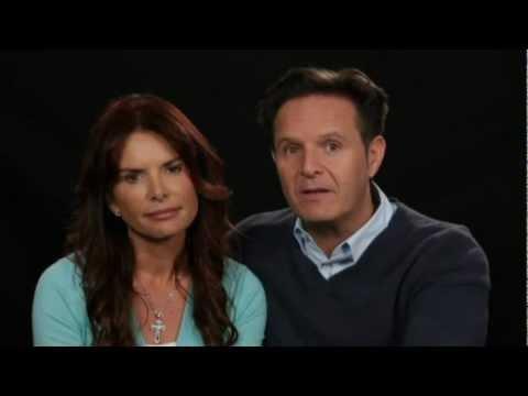 'The Bible Series' w/ producers Roma Downey & Mark Burnett