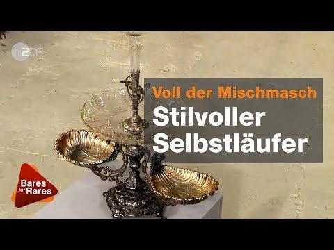 Makellos! Susi ganz abgezockt im Händlerbattle - Bares für Rares vom 24.05.2018 | ZDF