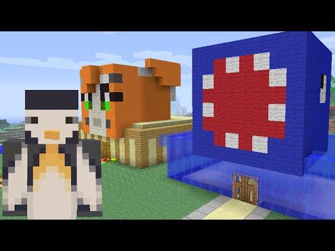 Minecraft Xbox: iBallisticSquid's House [191]
