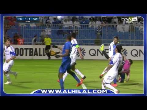 ملخص و اهداف مباراة الهلال وباختاكور الأوزبكي 4-1 - دوري أبطال آسيا afc