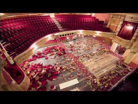 King's Theatre Glasgow Restoration 2009