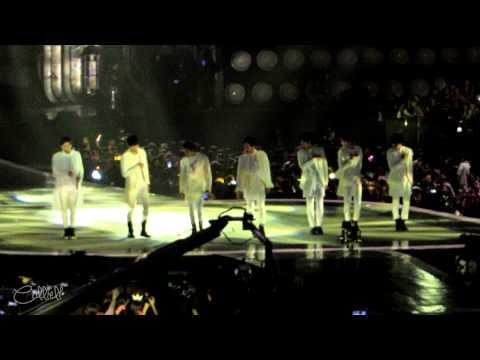 141203 인피니트 (INFINITE) - Back & K-Pop Fan's Choice Male (Hoya Focus) @ 2014 MAMA