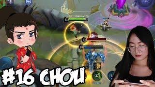 A-Z Hero Challenge | Chou until I Win in Rank!