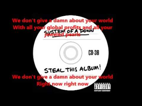 System Of A Down Steal This Album [ Full Album 2002 ]