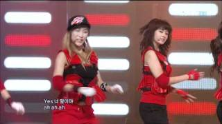 Download *Full HD* [11.03.06] 5dolls +T-ara - I Mean You @ Inkigayo MP3 song and Music Video
