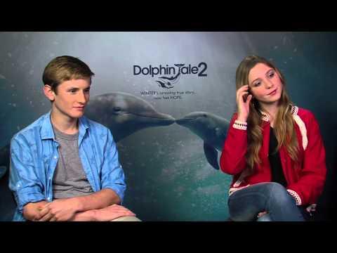 Dolphin Tale 2: Cozi Zuehlsdorff