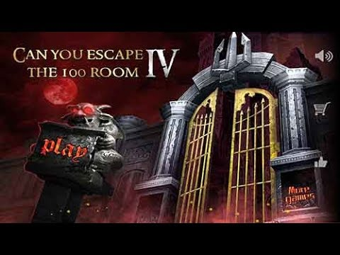 Can You Escape The 100 Room Iv Solution 100 Missions Game Answers