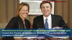 Experienced Medical Malpractice Lawyer in Fort Lauderdale - Medical Malpractice Attorney