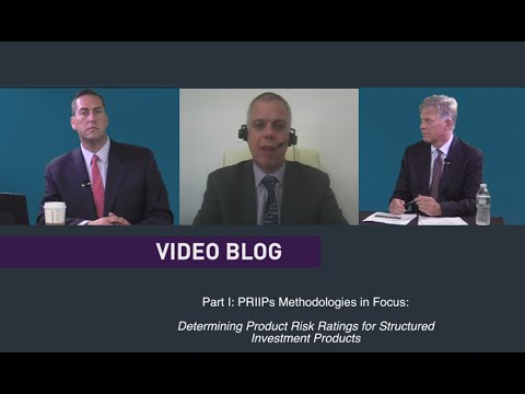 Part I: Explanation of PRIIPs Methodologies for Structured Products | Numerix Video Blog