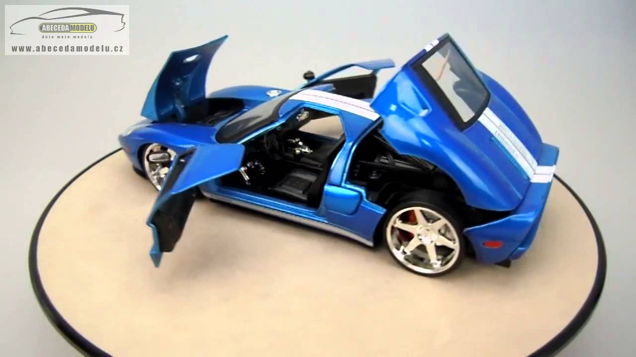 Ford Gt Fast Furious