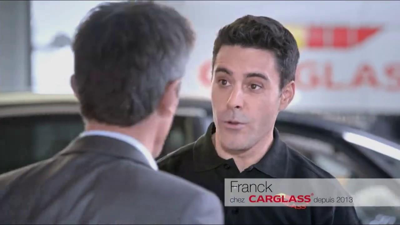 """Musique de la pub Carglass – garantie constructeur préservée (Franck) """"Carglass répare Carglass remplace""""  2021"""