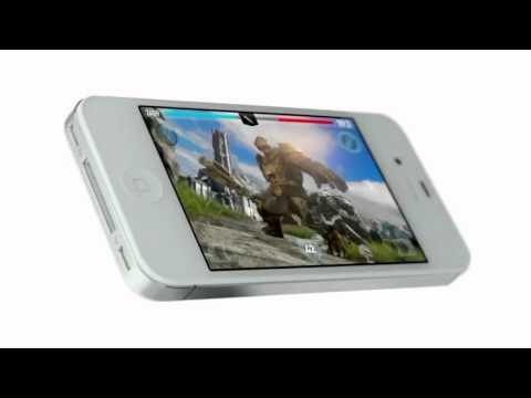 IPhone 4S - презентация (русская озвучка)