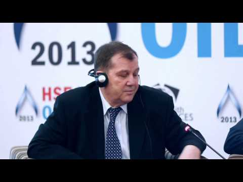 ДИСКУССИЯ | DISCUSSION at HSE in Oil and Gas 2013