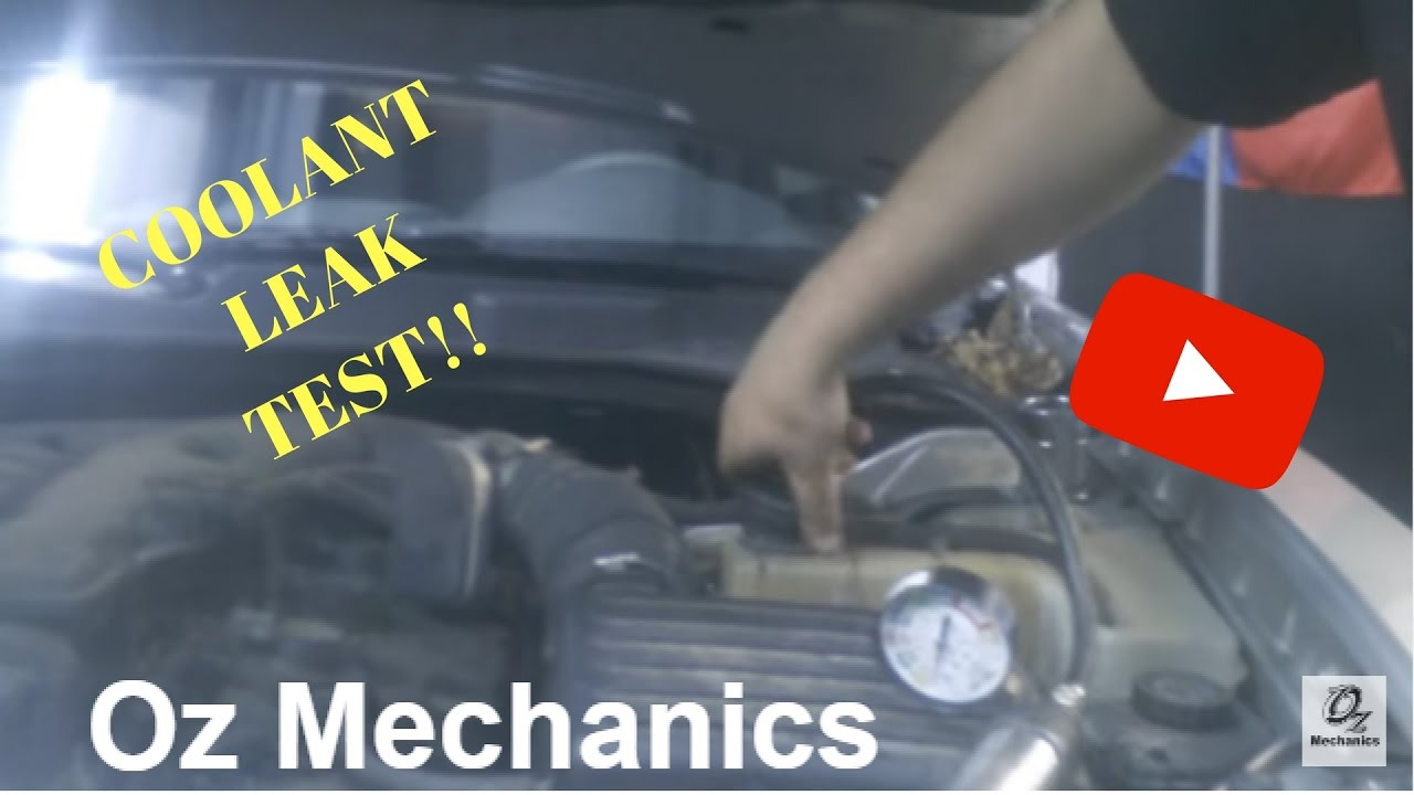 Video Contest How To Find Coolant Leaks The Easy Way Youtube