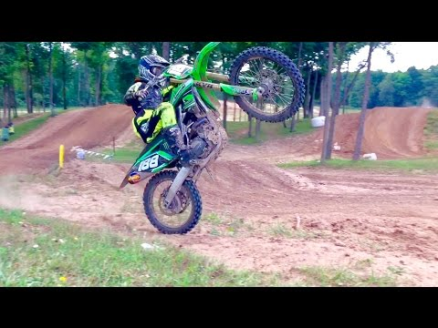 INSANE DIRT BIKE JUMPS