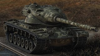 World of Tanks T54E1 - 7 Kills 9,5K Damage