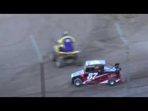 Santa Maria Speedway Heat Races   August 9 2014