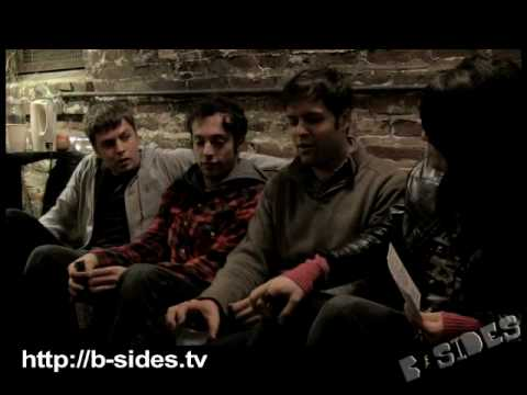 Fucked Up Interview with B-Sides