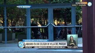 Colegio virgen niña villa del parque