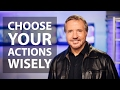 Choose Your Actions Wisely | Winner's Minute With Mac Hammond