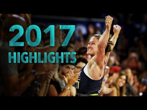 2017 Reebok CrossFit Games Highlights