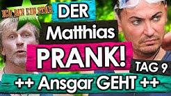 Dschungelcamp 2018 - Tag 9: Ansgar VERLÄSST IBES! Matthias-Prank! Tatjana packt aus bei RTL