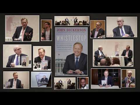John Dickerson - Whistlestop: My Favorite Stories from Presidential Campaign History