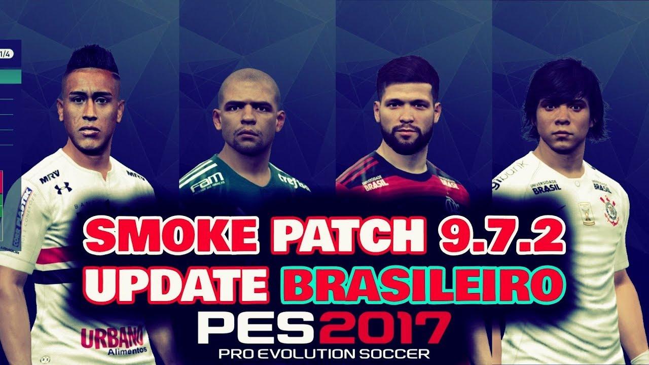 pes 2017 smoke patch 9.4 free download
