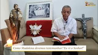 Meditando a Palavra 47 - Luiz Gonzaga - 22.07.21