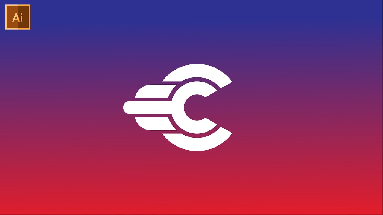 Professional C Letter Logo Design In Illustrators   Modern Logo Design   Graphic Hunters