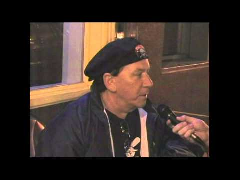 Eric Burdon 2002 Interview in Tacoma