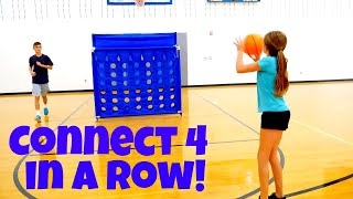 GIANT Connect 4 Basketball
