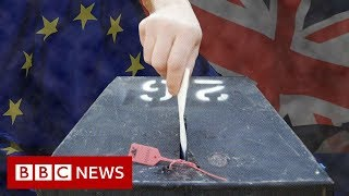 Ten moments that led to an(other) election - BBC News
