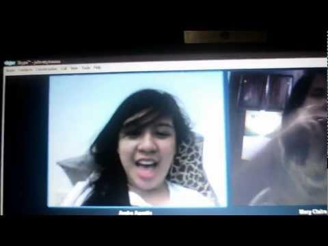 Domino (Cover) via Skype ft. Kiao & Anshe