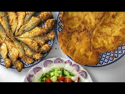 Çinekop Tava Nasıl Yapılır - Balık Nasıl Yapılır - Çinekop Nasıl Pişirilir - Balık Nasıl Pişirilir