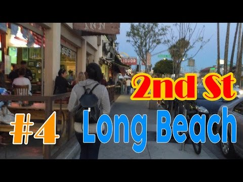 Hanging Out At 2nd Street Long Beach (VLOG#4)