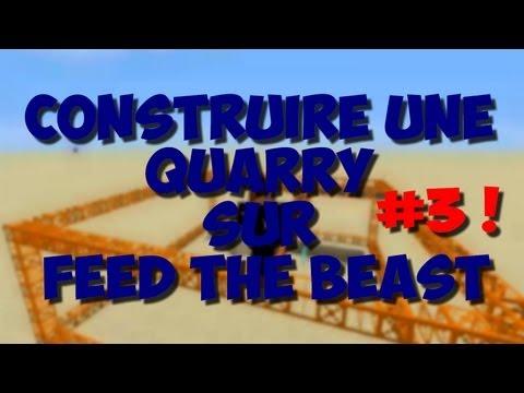 Construire une Quarry sur Feed The Beast - Episode 3 - Optimisation et salle de triage