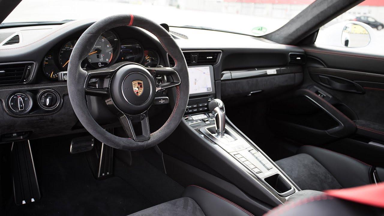 2018 Porsche 911 GT2 RS , Interior