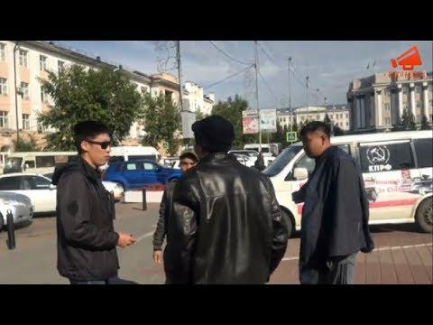 Народный протест в Улан-Удэ.Продолжение / LIVE 11.09.19